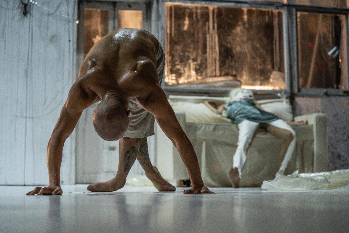 Дългоочакваният първи спектакъл на Gaya Dance Company, CAGED, с премиера на 7ми