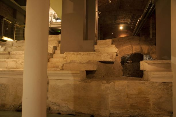 The central tribune of the Roman stadium becomes the newest tourist attraction