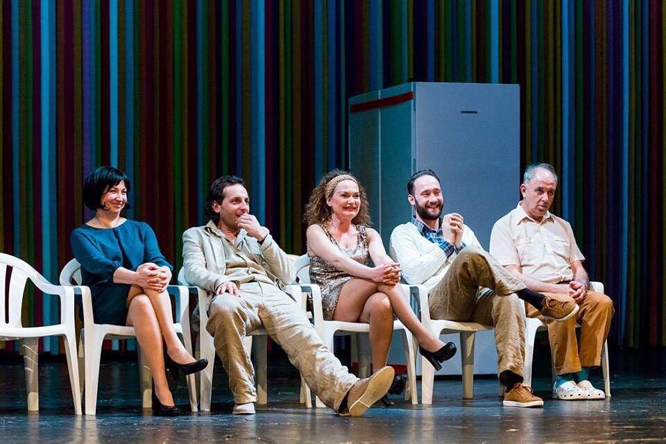 Спектакъл с награда Аскеер за най-добро представление гостува в Пловдив