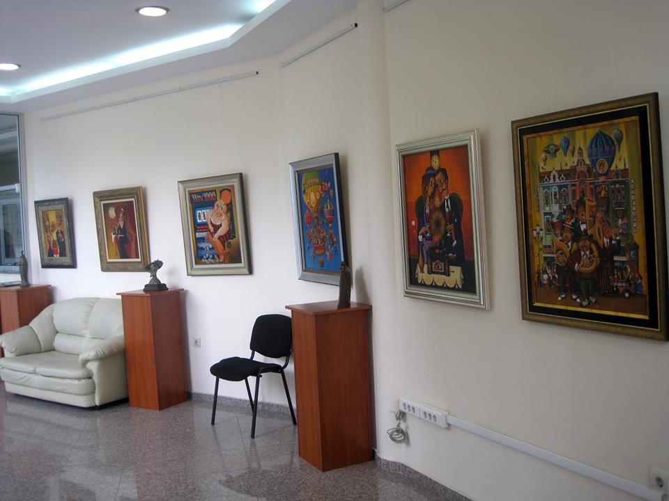 "Art gallery ""George Papazoff"""