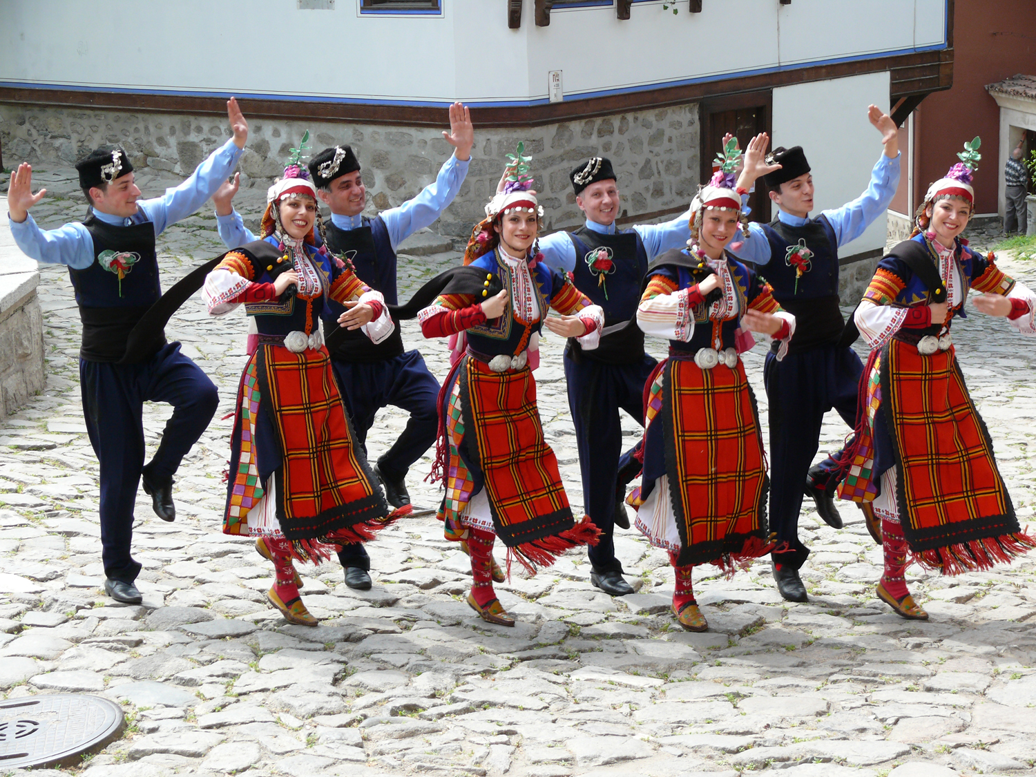 Trakia Folklore Ensemble
