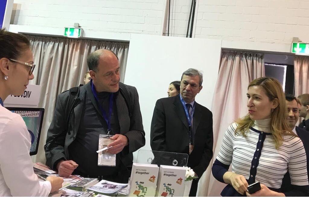 Пловдив се представя успешно на Международното туристическо изложение ITB-Берлин