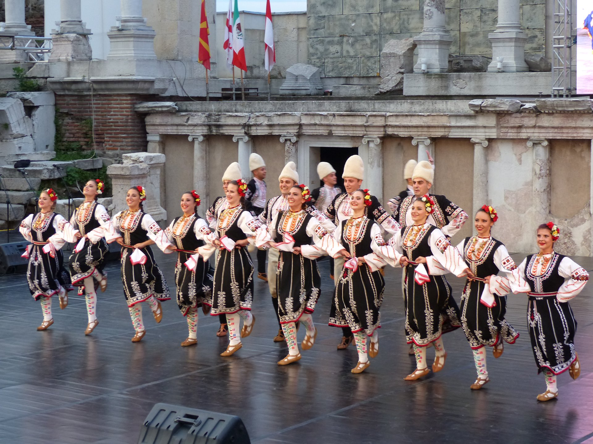 Пловдив посреща за 25-ти път участниците в Международния фолклорен фестивал