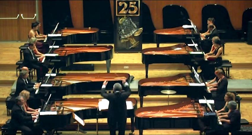 """16 музикални светила от 9 държави се събират в България за """"Концерт на 8 рояла"""""""