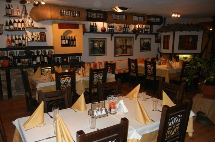 Restorant Grebetsa