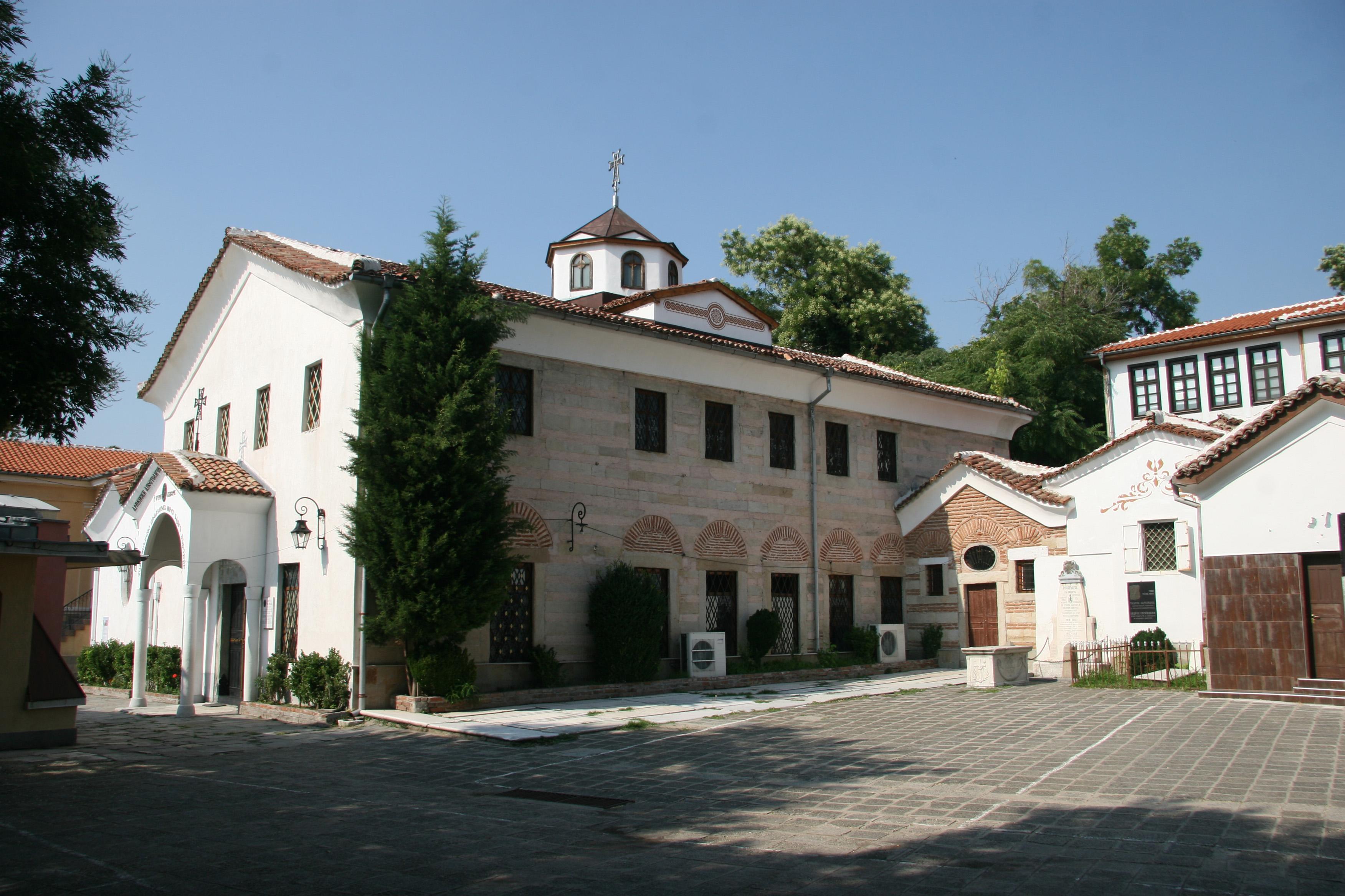 """Арменска апостолическа църква """"Сурп Кеворк"""""""