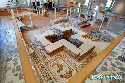 Small Earlychristian Basilica