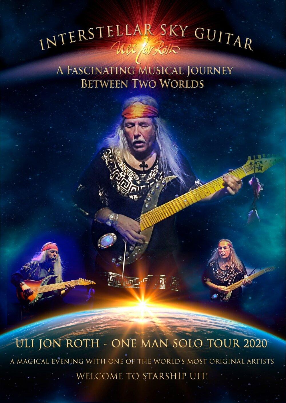 Многостранният китарен виртуоз и легенда от Scorpions с два коцерта у нас