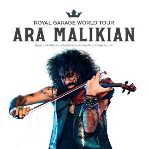 """Концерт на Ara Malikian, турне """"Royal Garage Tour"""" - нови дати през 2021г."""
