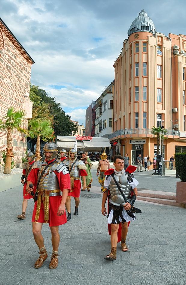 Античният Пловдив