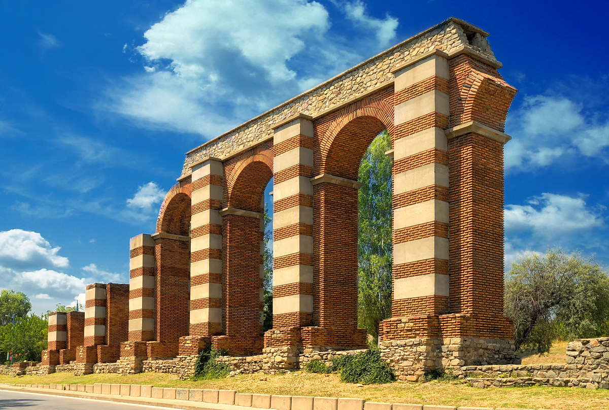 Aqueduct of Philippopol