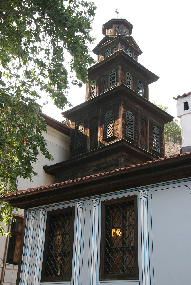 Metropolitan church St. Martyr Marina