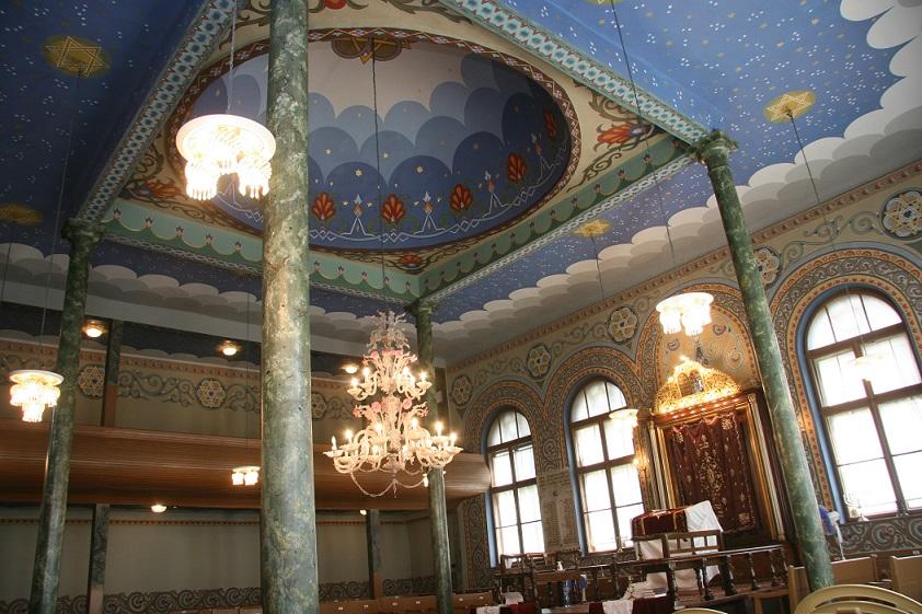 Jewish Synagogue Zion