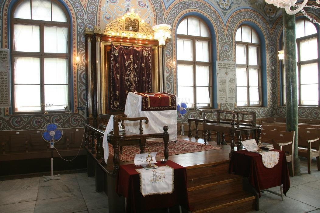 """Еврейска синагога """"Цион"""""""