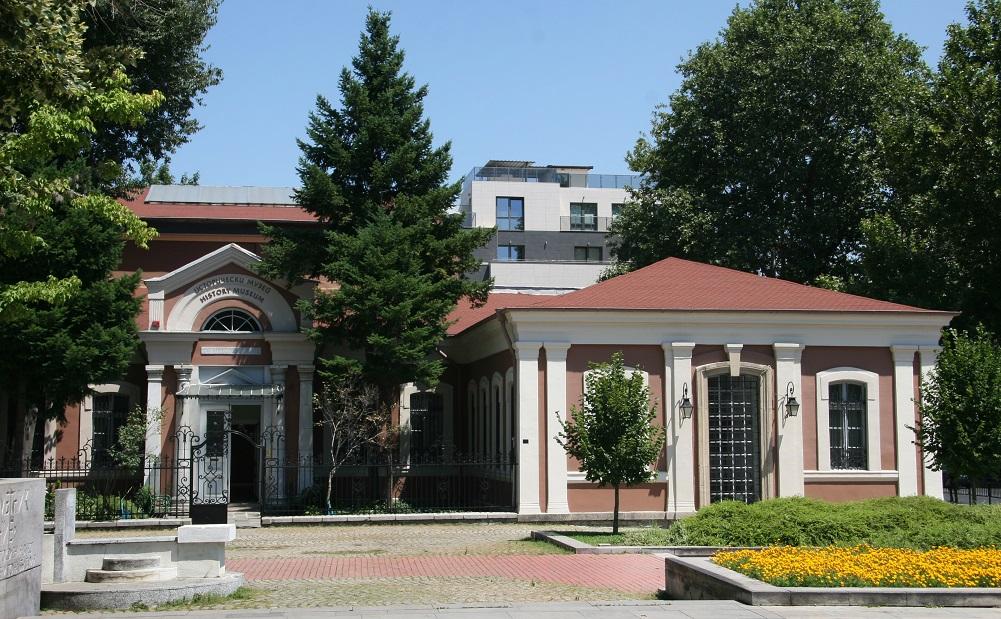"""Регионален исторически музей - Експозиция """"Съединение на България 1885"""""""
