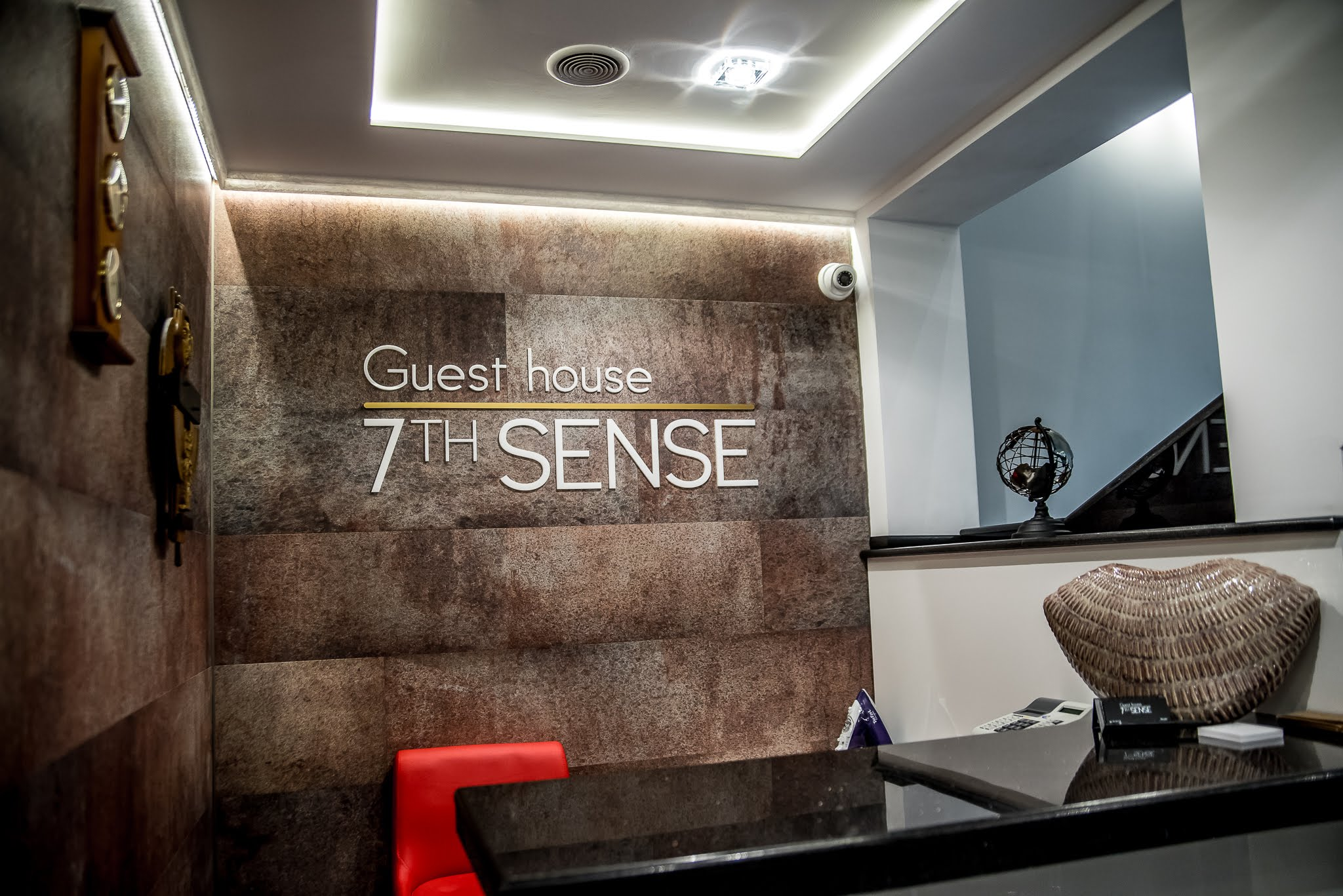 7th Sense Boutique Guest House