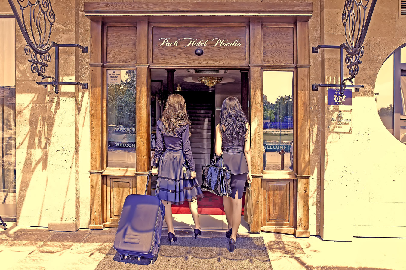 Park Hotel Plovdiv Visitplovdiv Com
