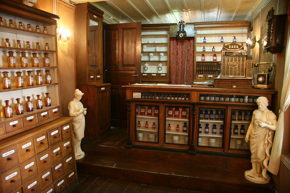 "The Old Pharmacy ""Hippocrates"""