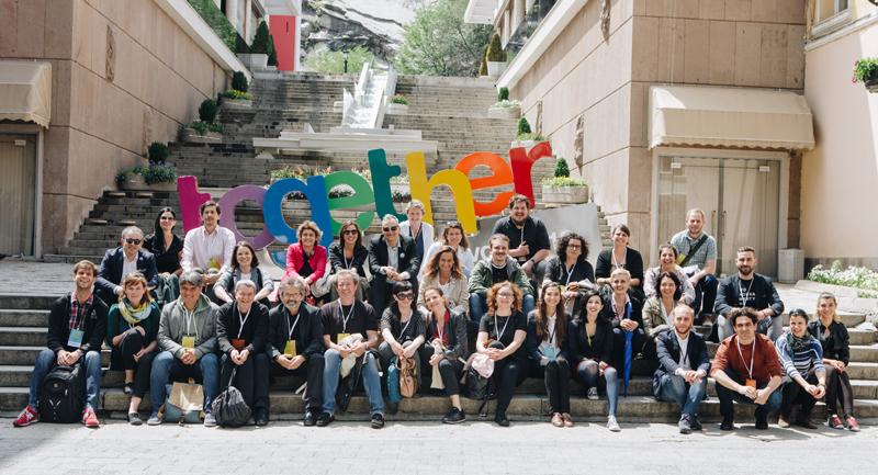 Европейските столици на културата се срещат в Пловдив