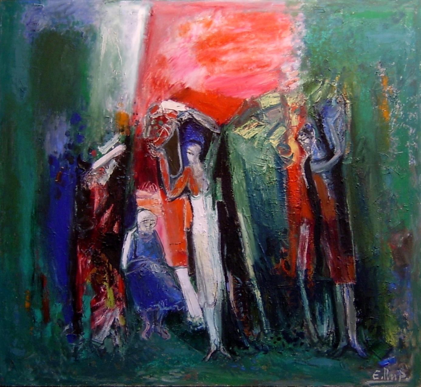 Exposition Encho Pironkov- City Art Gallery