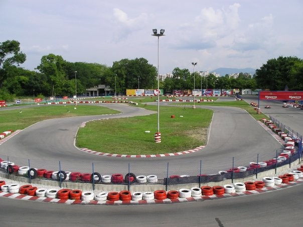Lauta Carting Track