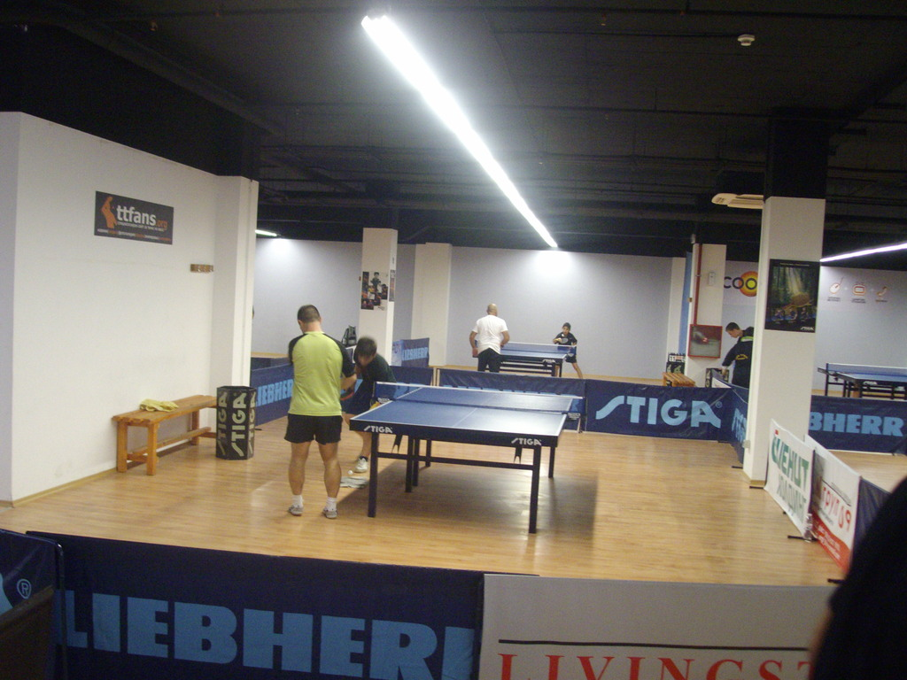 CHOO Table Tennis Sports Club