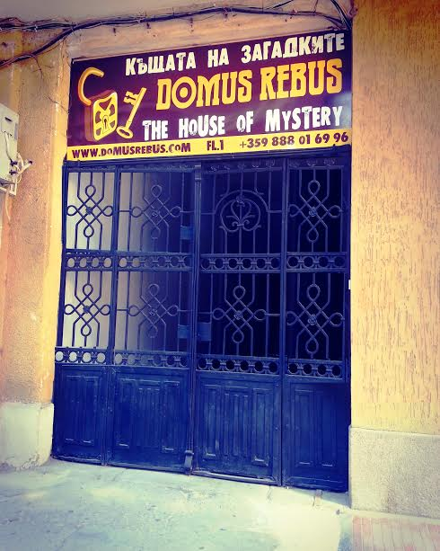 DOMUS REBUS - Къща на Загадките