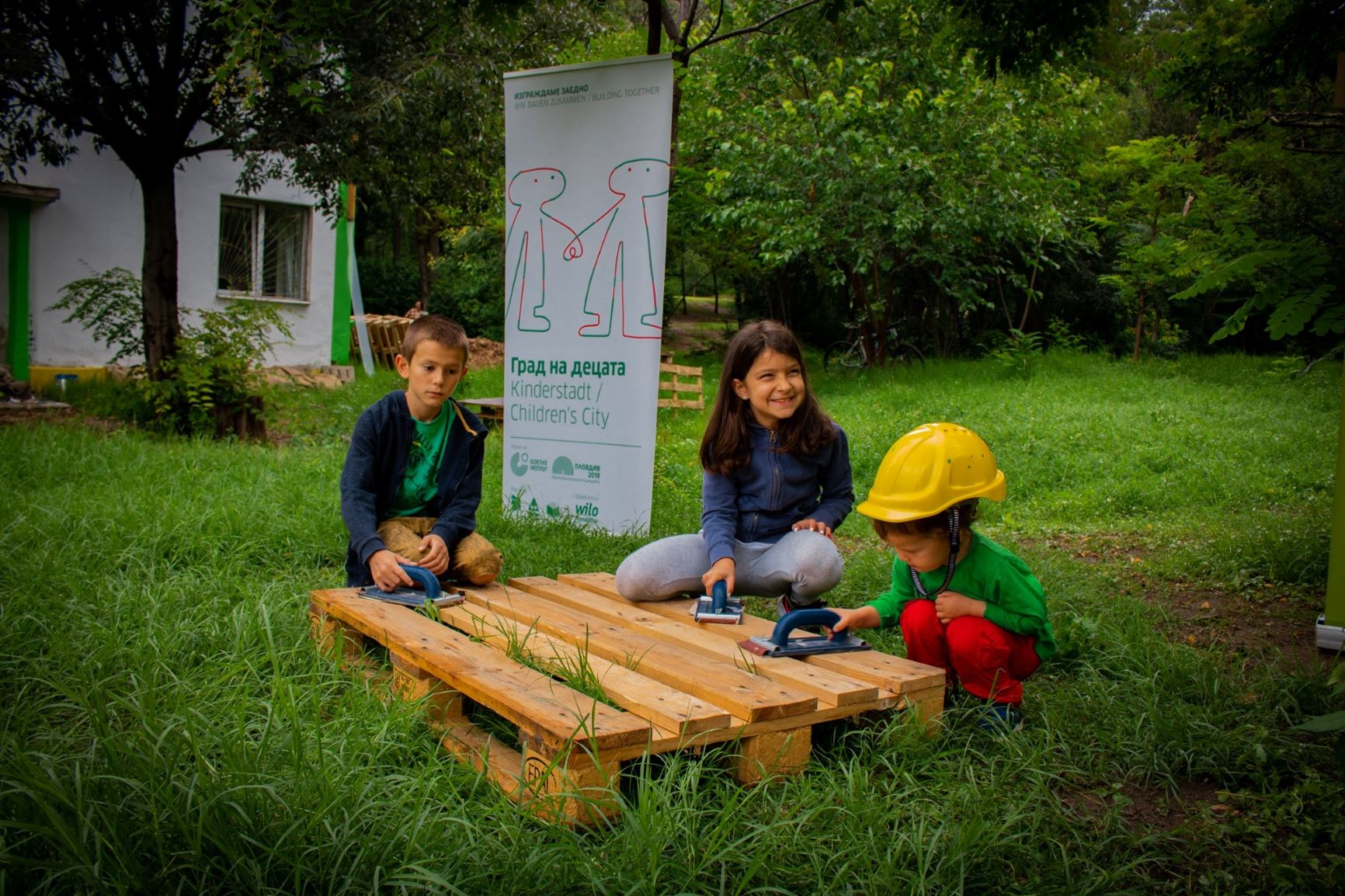 """""""Хвърчаща класна стая"""" ще предлага архитектурни работилници за деца"""