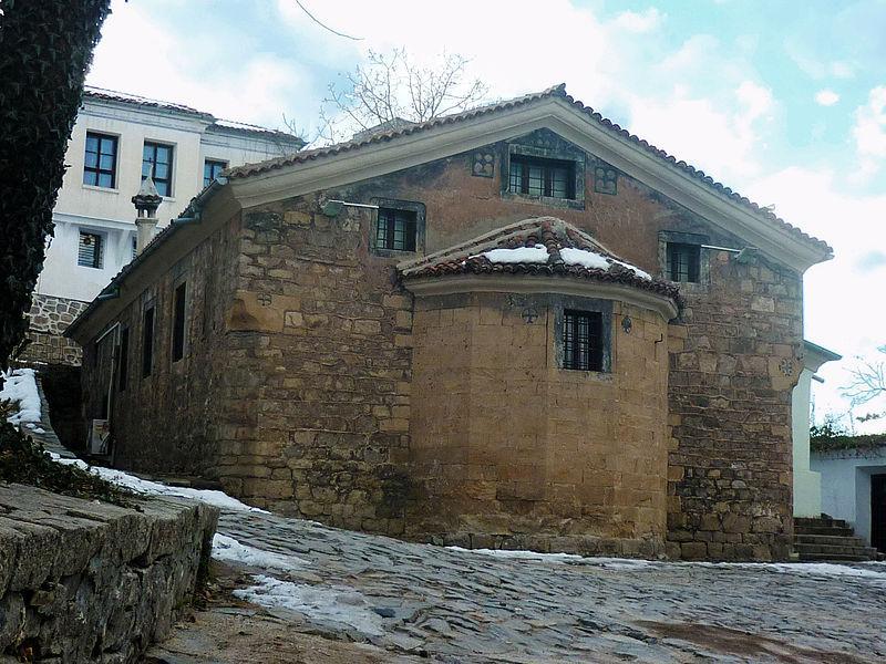Sveti Nikolay Chapel