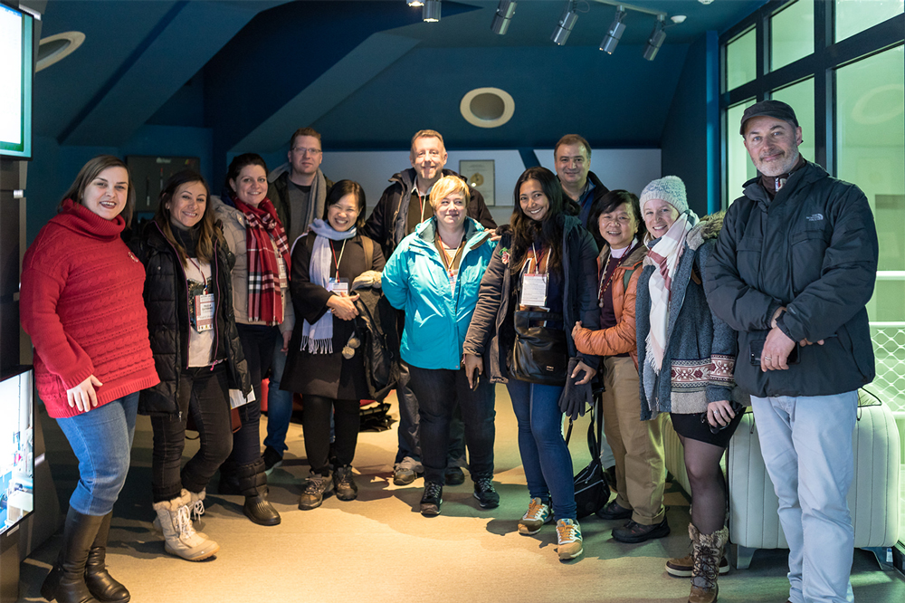 Пловдив беше домакин на тридневен информационен тур Creative Bulgaria