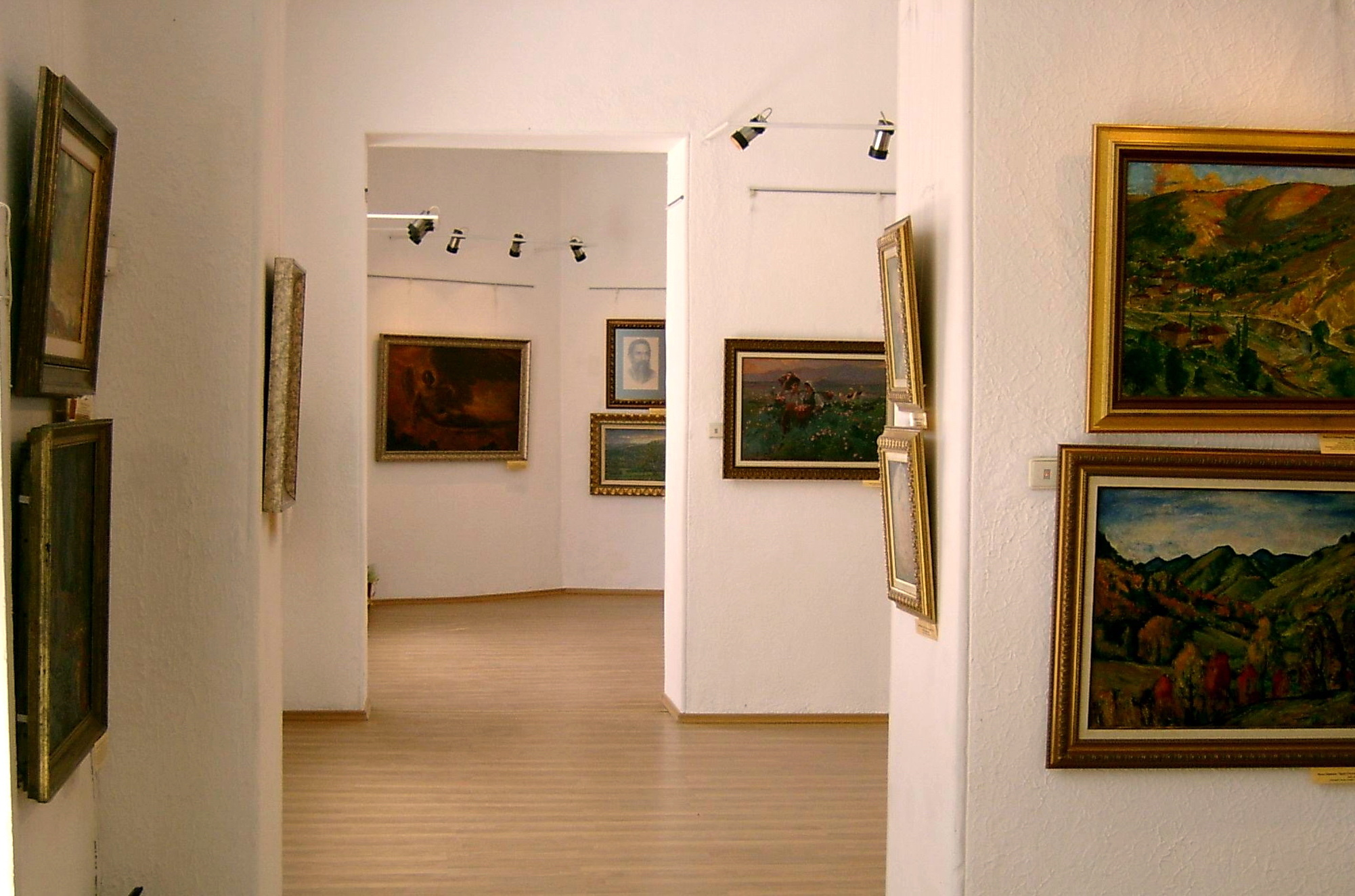 Gallery of Temporary Exhibitions-City Gallery