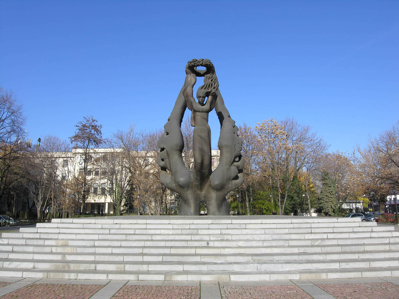 Monument to the Unification of Bulgaria in 1885