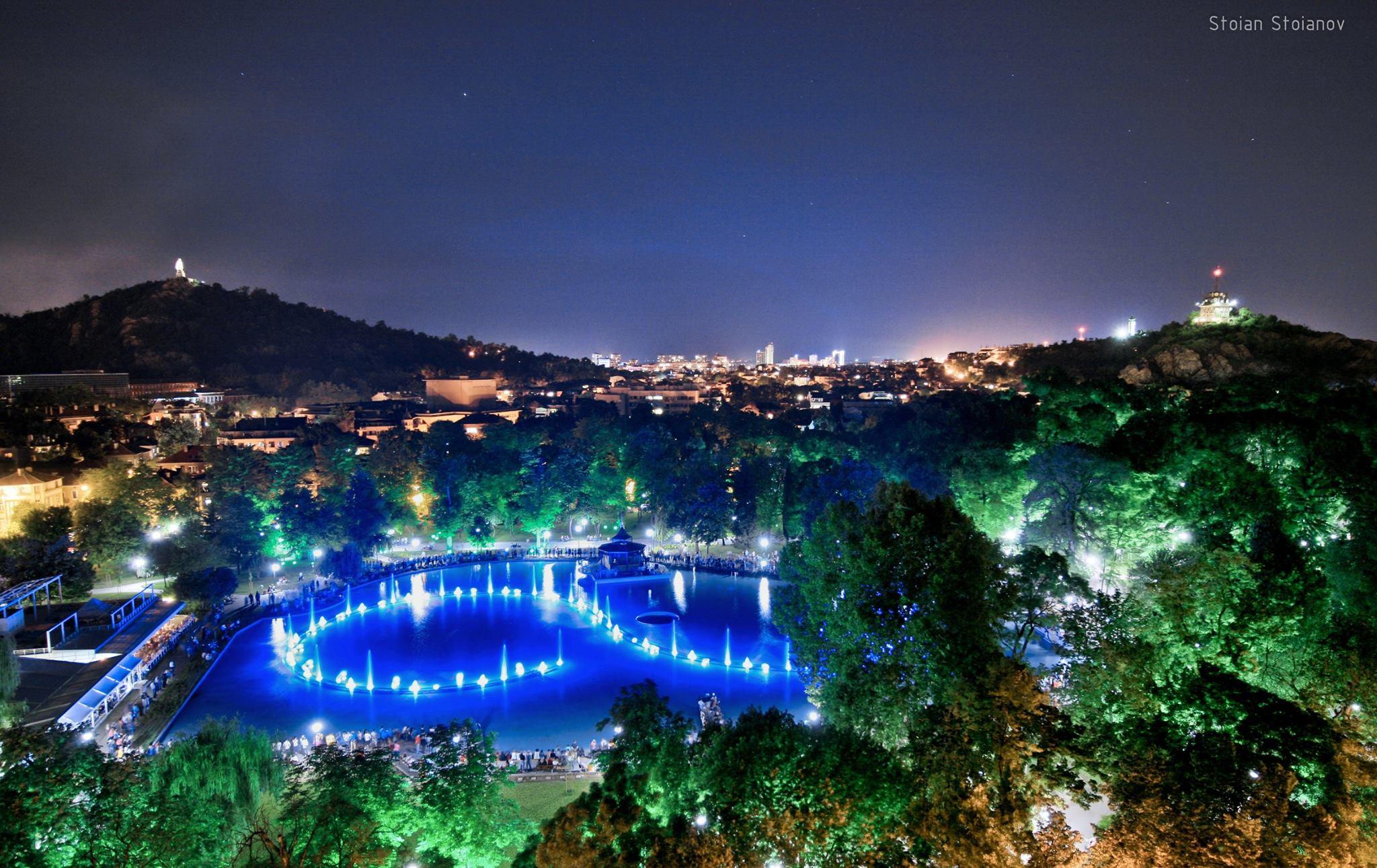 Tsar Simeon S Garden In Plovdiv Visitplovdiv Com
