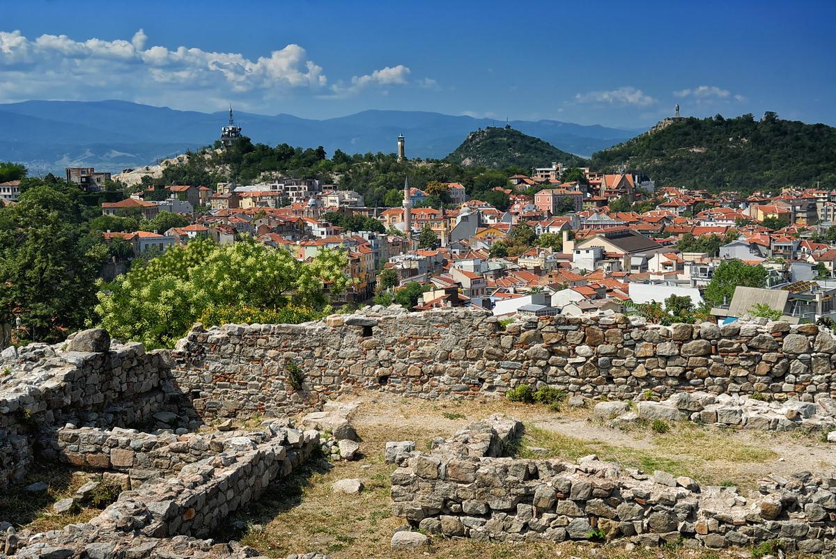 Poseti Nebet Tepe V Plovdiv I Opoznaj Grada S Plovdiv City Card